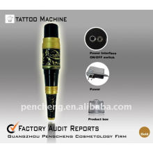 Professeur Tattoo Machine Permanent Yellow dragon dragon pen
